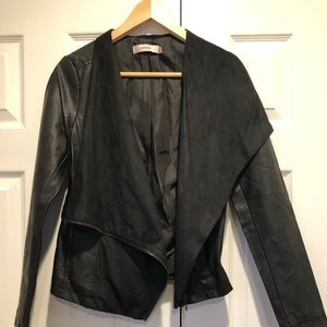 Just Fab Black Jacket